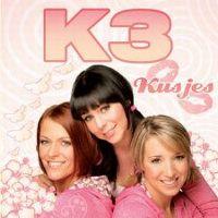 Cover K3 - Kusjes
