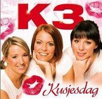 Cover K3 - Kusjesdag