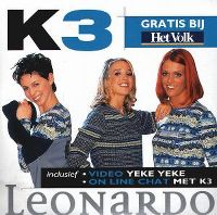 Cover K3 - Leonardo