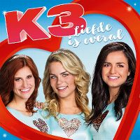 Cover K3 - Liefde is overal