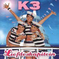 Cover K3 - Liefdeskapitein