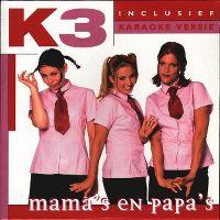 Cover K3 - Mama's en papa's