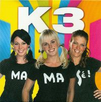 Cover K3 - MaMaSé!