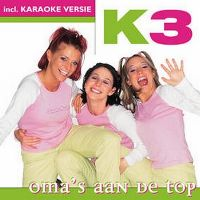 Cover K3 - Oma's aan de top