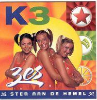 Cover K3 - Ster aan de hemel