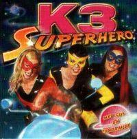 Cover K3 - Superhero
