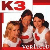 Cover K3 - Verliefd