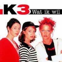 Cover K3 - Wat ik wil