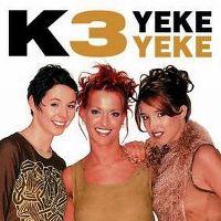 Cover K3 - Yeke yeke