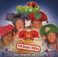 Cover Kabouter Plop - 10 jaar hits