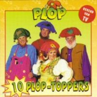 Cover Kabouter Plop - 10 Ploptoppers