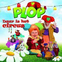 Cover Kabouter Plop - Daar is het circus