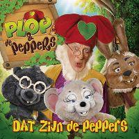 Cover Kabouter Plop - Dat zijn de Peppers