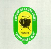Cover Kaiser Chiefs - Never Miss A Beat