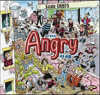 Cover Kaiser Chiefs - The Angry Mob