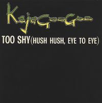 Cover Kajagoogoo - Too Shy