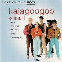 Cover Kajagoogoo & Limahl - Best Of The 80's