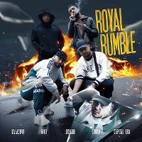 Cover Kalazh44, Capital Bra & Samra feat. Nimo & Luciano - Royal Rumble