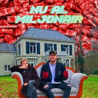 Cover Kalvijn - Nu al miljonair