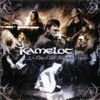 Cover Kamelot - One Cold Winter's Night