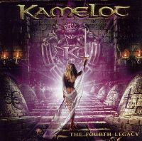 Cover Kamelot - The Fourth Legacy