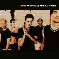 Cover Kane - As Long As You Want This