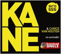 Cover Kane - No Surrender