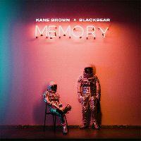 Cover Kane Brown x Blackbear - Memory