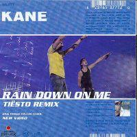 Cover Kane & Ilse DeLange / Kane - Before You Let Me Go / Rain Down On Me (Tiësto Remix)