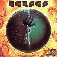 Cover Kansas - Point Of Know Return