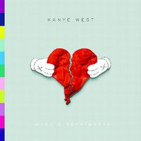 Cover Kanye West - 808s & Heartbreak