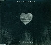 Cover Kanye West feat. Mr Hudson - Paranoid