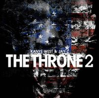 Cover Kanye West & Jay-Z - The Throne 2