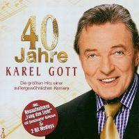 Cover Karel Gott - 40 Jahre Karel Gott