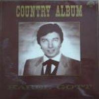 Cover Karel Gott - Country Album