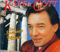 Cover Karel Gott - Der Sommer in Athen