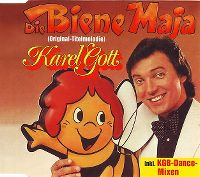 Cover Karel Gott - Die Biene Maja