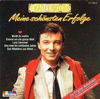 Cover Karel Gott - Meine schönsten Erfolge