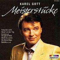 Cover Karel Gott - Meisterstücke