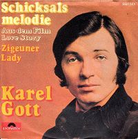 Cover Karel Gott - Schicksalsmelodie