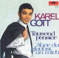 Cover Karel Gott - Tausend Fenster