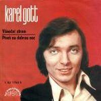 Cover Karel Gott - Vánoční strom