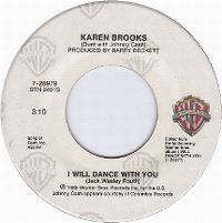 Cover Karen Brooks / Johnny Cash - I Will Dance With You