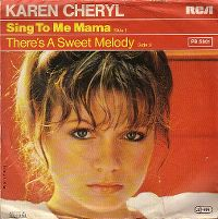Cover Karen Cheryl - Sing To Me Mama