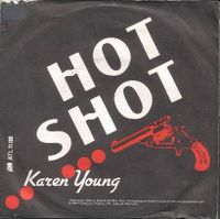Cover Karen Young - Hot Shot