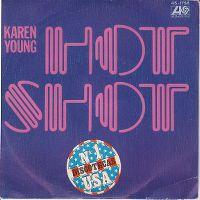 Cover Karen Young - Hot Shot