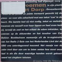 Cover Karin Bloemen - Het dorp