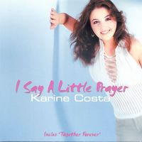 Cover Karine Costa - I Say A Little Prayer