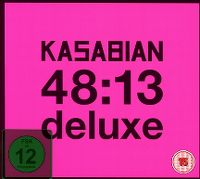Cover Kasabian - 48:13