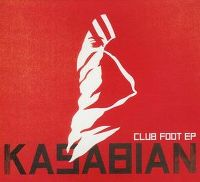 Cover Kasabian - Club Foot (EP)